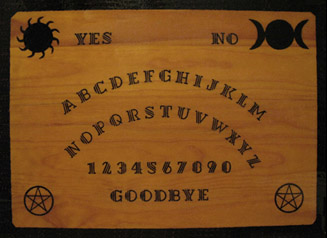 how to make a wooden ouija board